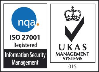 ISO 27001 Registered